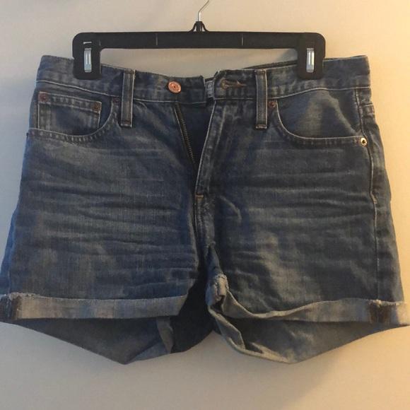 J. Crew Pants - J Crew Denim Shorts